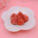 ホワイトチョコがしみこんだイチゴのお菓子 FUKUMI